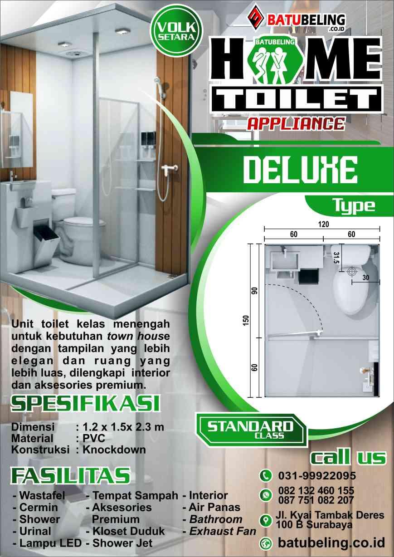 portable home toilet